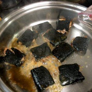 須磨のり 須磨海苔 海苔を使った料理 美味しい 簡単 冷蔵庫にあるもので